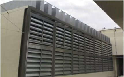 Acoustical Louvers – Buy Acoustic Louvers Online